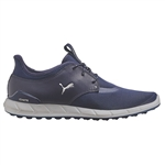 Puma Ignite Spikeless Sport Peacoat Navy/Silver/White