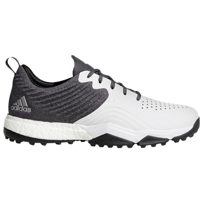 Adidas Adipower 40RGED S Core Black/Cloud White/Silver Metallic