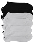 Adidas Men's Comfort Low Cut Socks 3-Pack