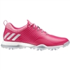 Adidas Women's Adipower 40RGED Real Magenta/Silver Metallic/Cloud White