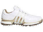 Adidas Tour 360 Boost 2.0 Limited Edition Cloud White/Gold