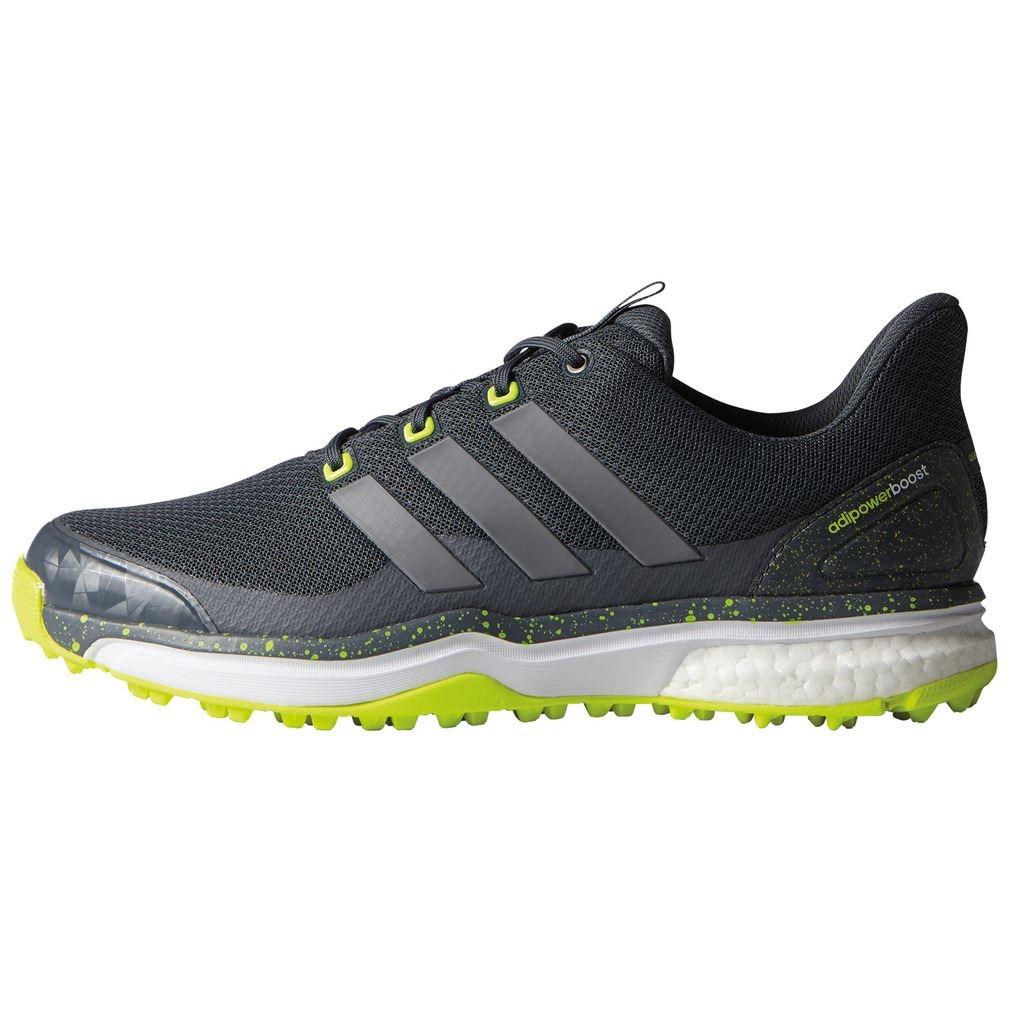 Adidas Adipower Sport Boost 2 Onix/Iron Metallic/Solar Yellow