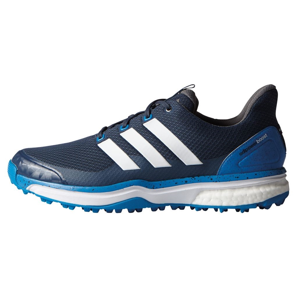 Adidas Adipower Sport Boost 2 Blue White Shock Blue