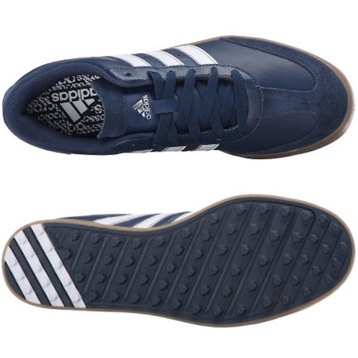 Adidas Adicross V Mineral Blue/FTWR White/Gum