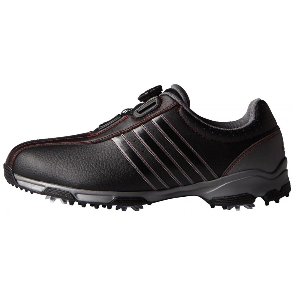 e3ead823d1986 Adidas 360 Traxion BOA Core Black Core Black Iron Metallic