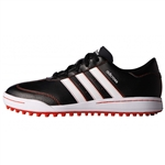 Adidas Junior Adicross V Core Black/Running White/Red - Only Available in Medium - Youth 6