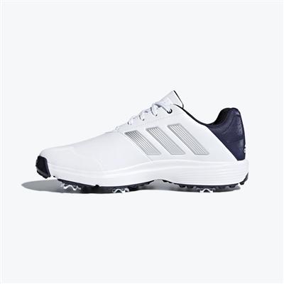 Adidas Adipower Bounce White/Silver Metallic/Noble Ink