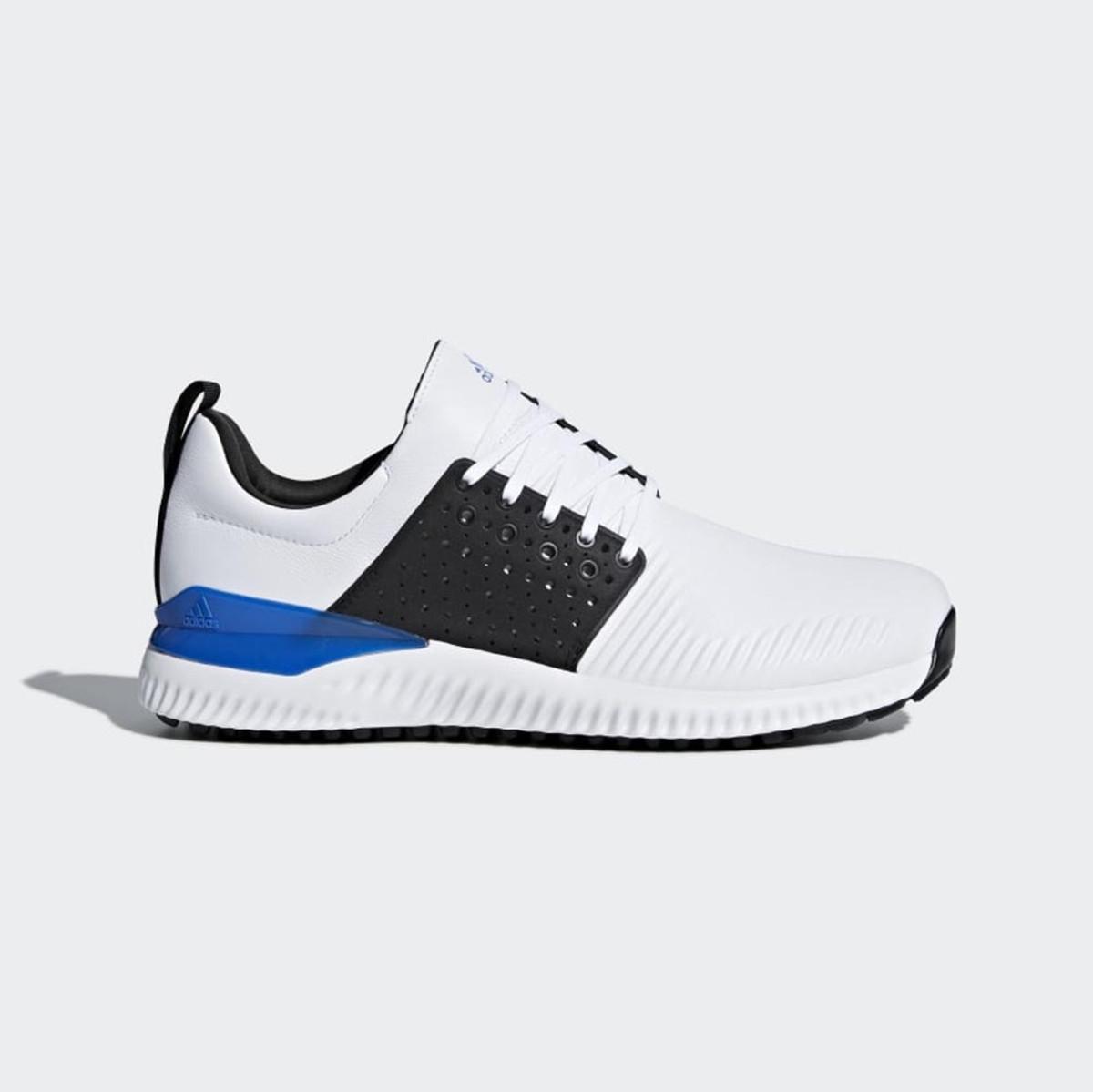 Adidas Adicross Bounce Cloud White/Black/Blue