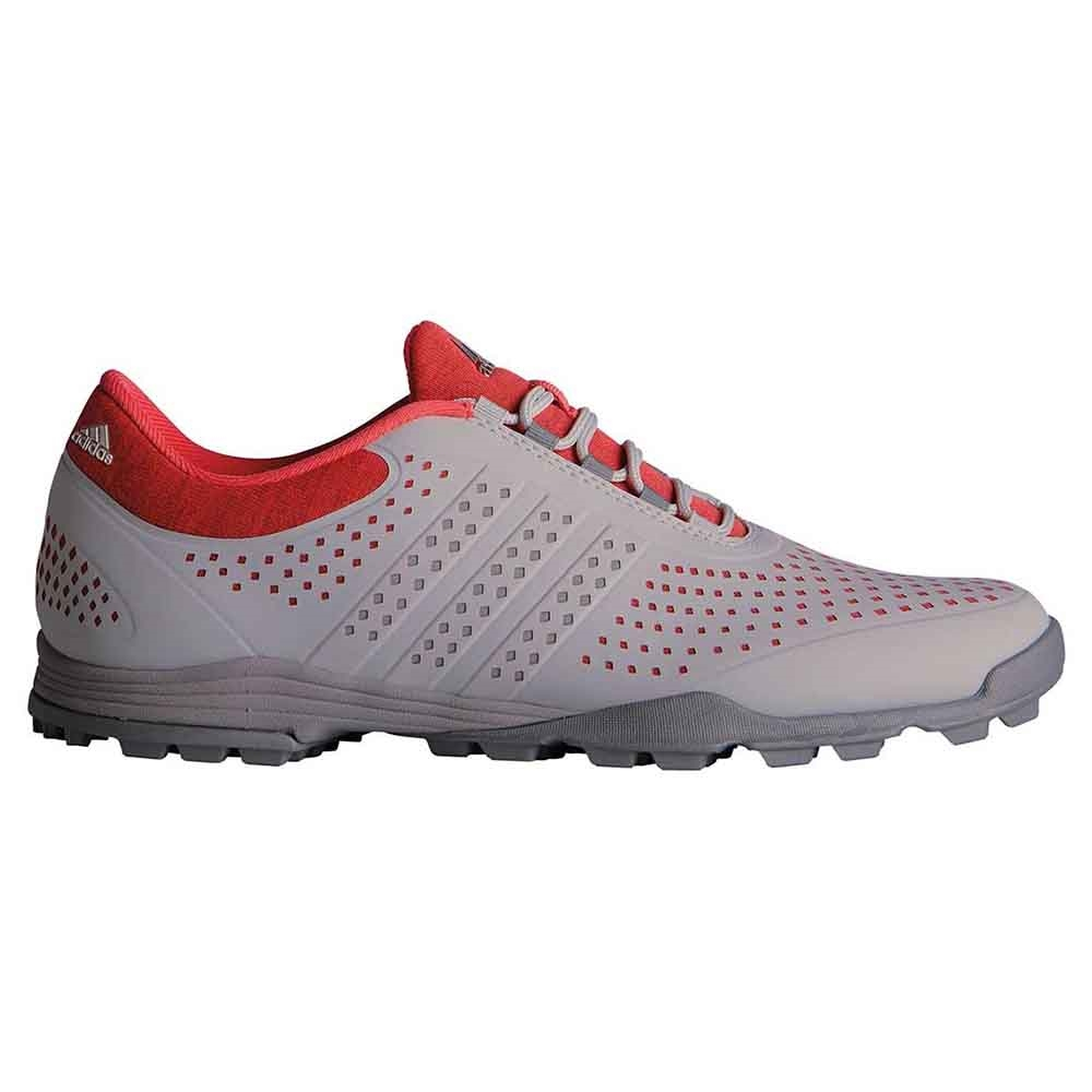 Adidas Women's Adipure Sport Grey/Core Pink/Dark Silver Metallic