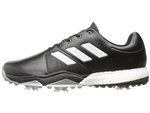 Adidas Adipower Boost 3 Core Black/White/Silver Metallic