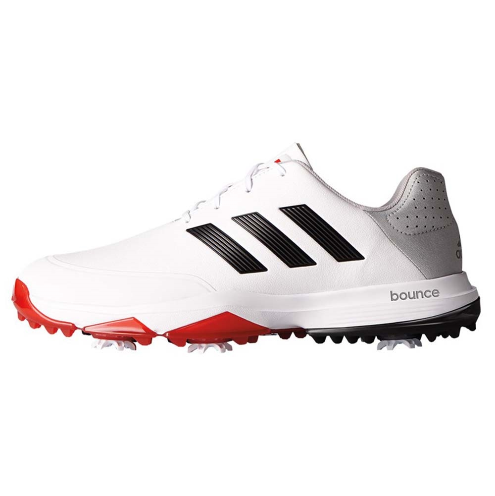 Adidas Adipower Bounce White/Black/Scarlet Red