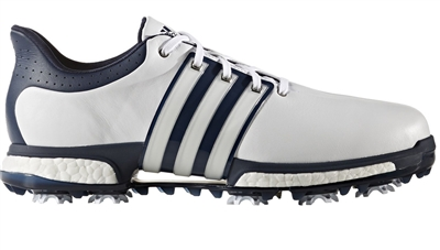 Adidas Tour 360 Boost FTWR White/Dark Slate/Silver Metallic