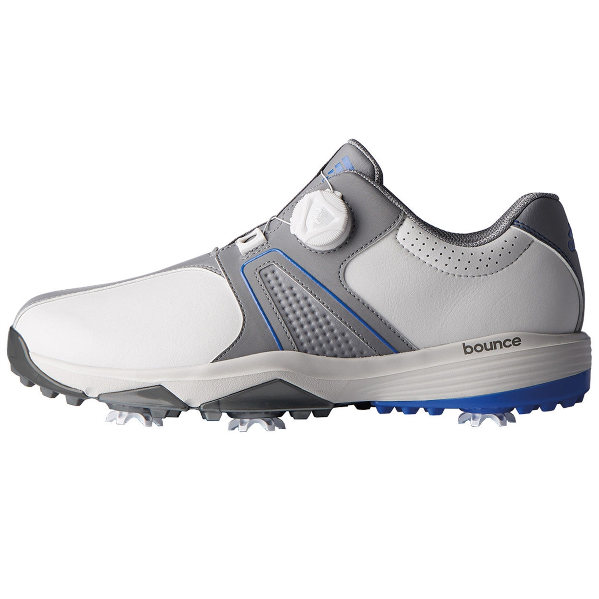 Adidas 360 Traxion BOA Light Grey/Dark Grey/Hi-Res Blue