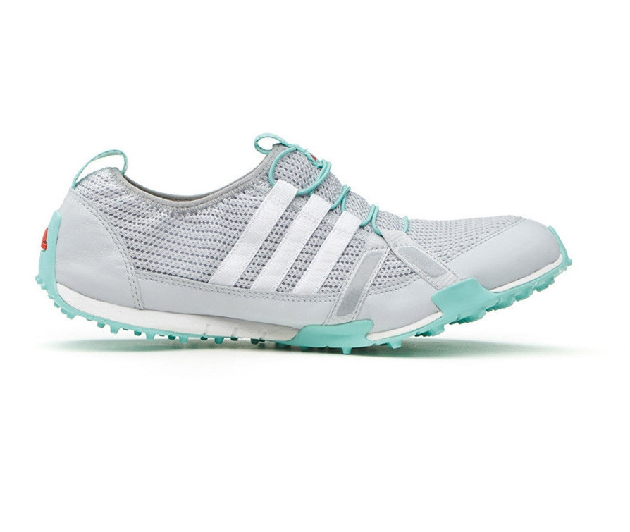 Adidas Women's Climacool Ballerina Clear Grey/White/Bahia Mint