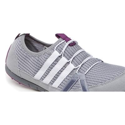 Adidas Women's Climacool Ballerina Light Onix/Running White/Tribe Purple