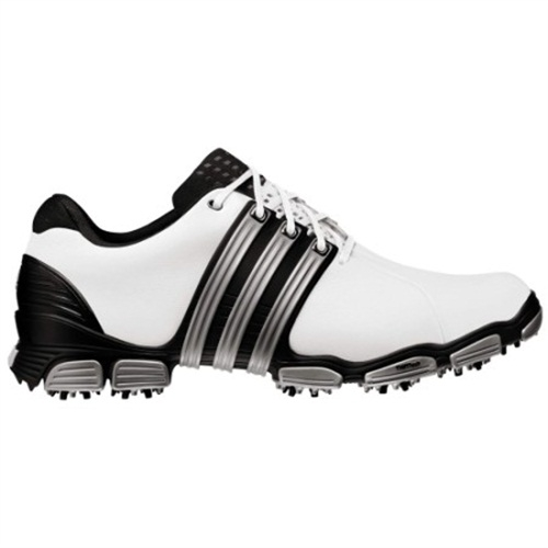 f8e1b3a5fc3 Adidas Tour 360 4.0 White Black Metallic