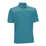 Ashworth Performance EZ-SOF Cut and Sew Polo Enamel Blue