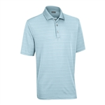 Ashworth EZ-TEC2 Performance Shadow Stripe Polo Seaglass