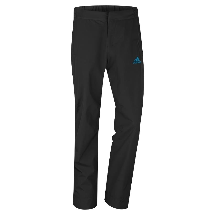 Adidas Climaproof Gore-Tex 2-Layer Rain Pants Black/Solar Blue
