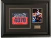 Marathon Race Photo and Finishing Medal Display Frame