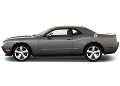 Dodge Challenger Painted Side Molding Reduce Door Dings