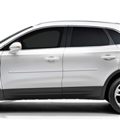 Lincoln MKC Painted Side Molding Reduce Door Dings