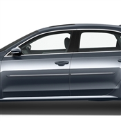 Volkswagen Passat Painted Side Molding Reduce Door Dings