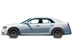 Chrysler 300 Painted Side Molding Reduce Door Dings