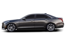 Cadillac CT6 Painted Side Molding Reduce Door Dings
