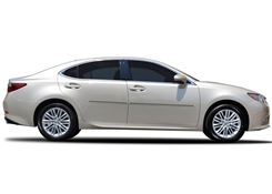 Lexus ES Painted Side Molding Reduce Door Dings