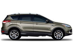 Ford Escape Painted Side Molding Reduce Door Dings