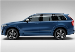 Volvo XC90 Painted Side Molding Reduce Door Dings