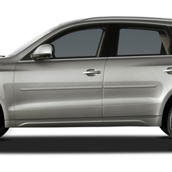 Audi Q5 Painted Side Molding Reduce Door Dings