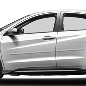Honda HR-V Painted Side Molding Reduce Door Dings