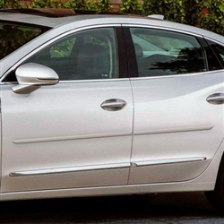 Buick LaCrosse Side Body Molding
