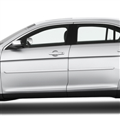 Lincoln MKS Side Body Molding