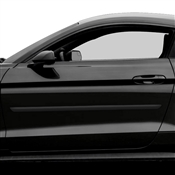 Ford Mustang Side Body Molding