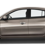 07 - 14 Nissan Versa Side Body Molding