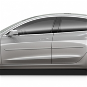 Tesla Model 3 Side Body Molding