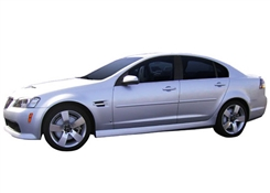 Pontiac G8 Side Body Molding