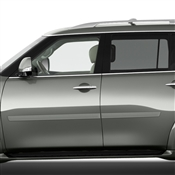 Nissan Armada Side Body Molding
