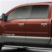Nissan Titan Side Body Molding