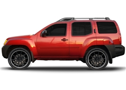 Nissan Xterra Side Body Molding