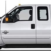 Ford F350 Side Body Molding