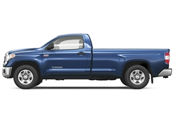Toyota Tundra  Painted Side Molding Reduce Door Dings