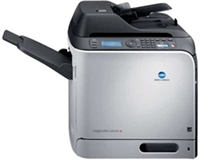 Konica Minolta Magicolor 4695 MF w/ only 8,315 pages AND TONER