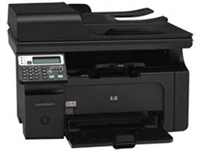 LaserJet M1217nfw All In One