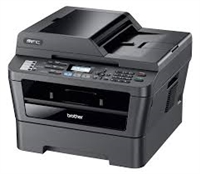 Brother MFC-7860DW - Low Page Count