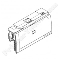 RM1-6425 LaserJet P2055 Cartridge Door Assembly