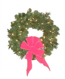 James Pine Christmas Wreath